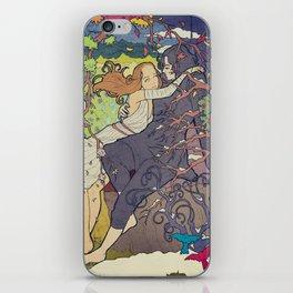 Hades and Persephone iPhone Skin