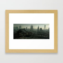 Safe Haven Framed Art Print