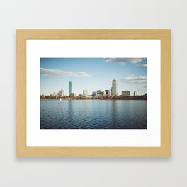 Boston 2013 Framed Art Print