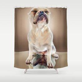 Super Pets Series 1 - Super Maya Shower Curtain