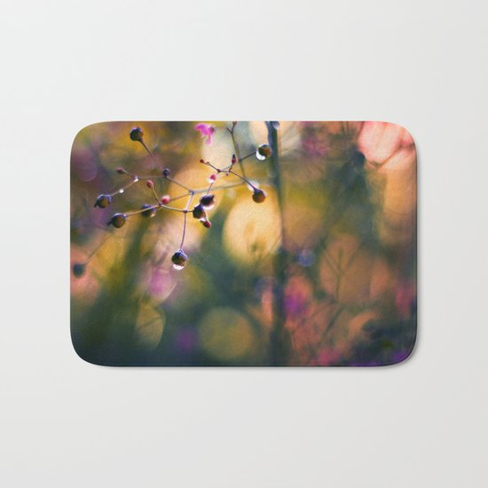 The Rainbow Forest II Bath Mat
