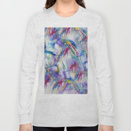 Abstract Composition 216 Long Sleeve T-shirt