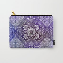 the big blue of 4 diamonds Carry-All Pouch