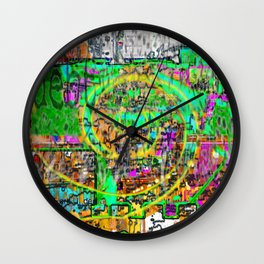 Certain Things ALWAYS Get Me In Trouble [A Brand New Experiment Series] Wall Clock