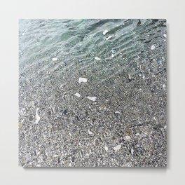 sparkling lake Metal Print