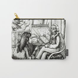 Poetry club Carry-All Pouch