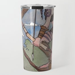 In The Treetops Travel Mug