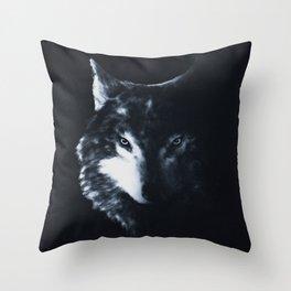 A Wild Thing Throw Pillow