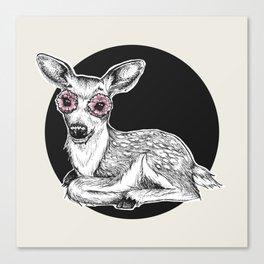 Fawn. Canvas Print