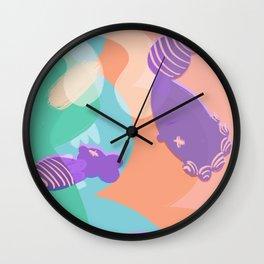 Recurring Dreams Serie Nr.2 Wall Clock