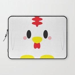 Rooster Block Laptop Sleeve