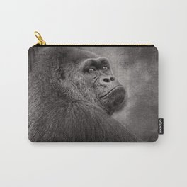 Gorilla. Silverback. BN Carry-All Pouch