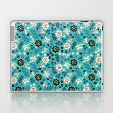 Fresh Blossoms (Greens) Laptop & iPad Skin