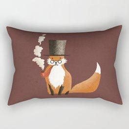 Fancy Fox Rectangular Pillow