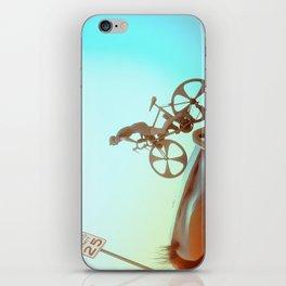 Desert Clime(b)s iPhone Skin