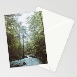 Rainbow Trail Stationery Cards