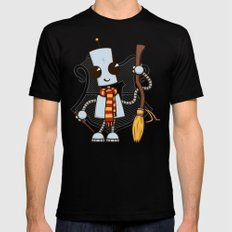 You're a Wizard Ned! Black MEDIUM Mens Fitted Tee