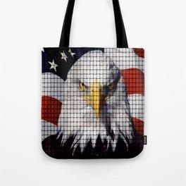 US Eagle Tote Bag