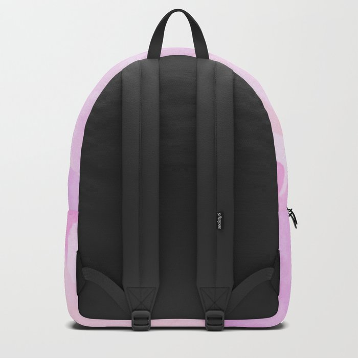 Abstract Flying Dove Backpack