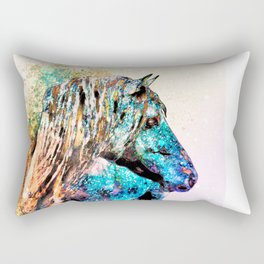 Wild & Free Rectangular Pillow