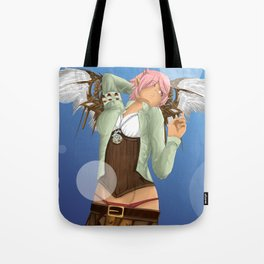 Maliki Steampunk Tote Bag