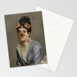 Snapchat Sargent Stationery Cards