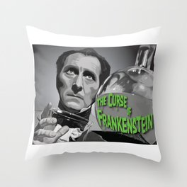 """Victor"" Throw Pillow"
