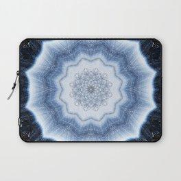 Agate Mandala Laptop Sleeve
