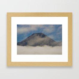 Early Morning Mist - II Framed Art Print