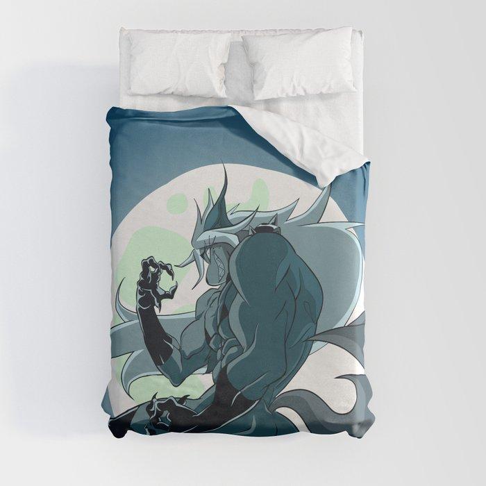 Beatrix Dominatrix (Peepoodo) Duvet Cover