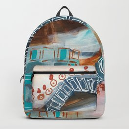 Poolside at the Ace Palm Springs Backpack