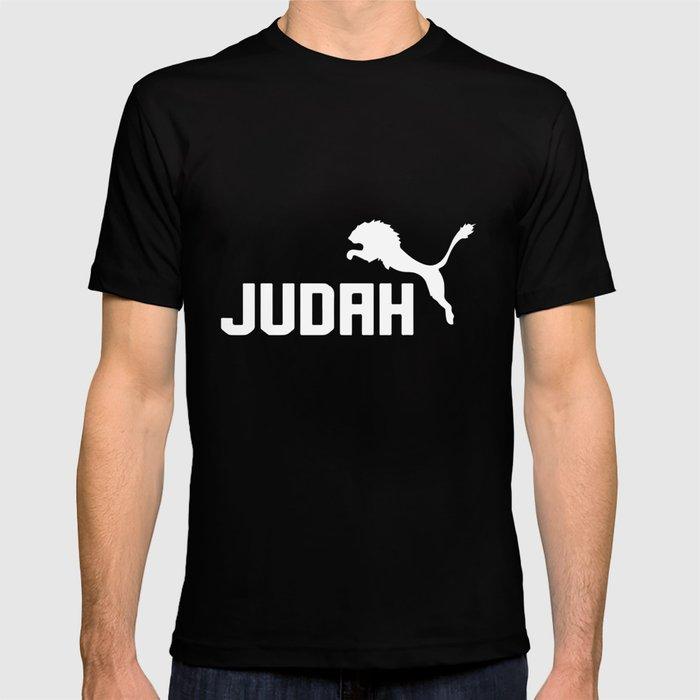 c6dd5084 Mens Printed Lion Of Judah Christian Jesus God Bible Love Cross Cotton  Jesus T-Shirts T-shirt by suzywetzel