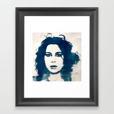 ss Framed Art Print