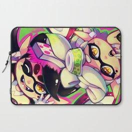 Squid Sisters Laptop Sleeve
