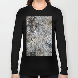 Old Tree Rings Long Sleeve T-shirt
