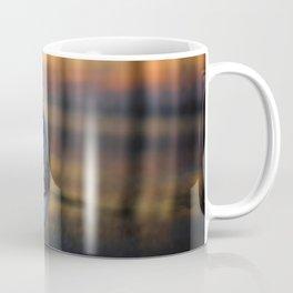 Avila Pier Captured in a crystal ball at sunrise Coffee Mug