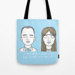 F & J Tote Bag