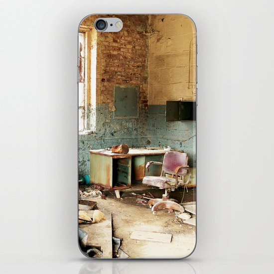 The Desk iPhone & iPod Skin