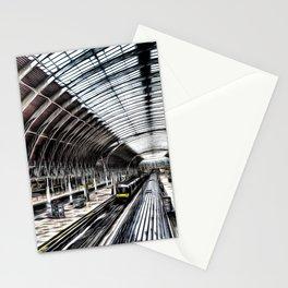 Paddington Station Art Stationery Cards