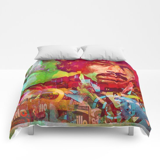 Are You Experienced Comforters