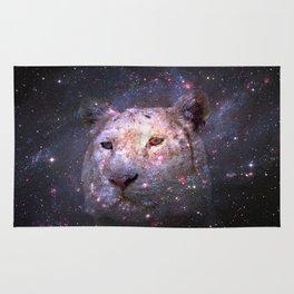 Tiger and Galaxy Rug