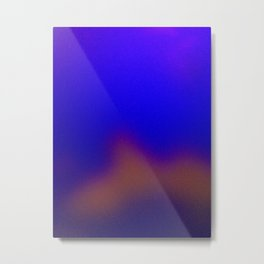 Cobalt Blues Metal Print