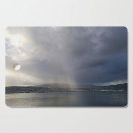 Sunrays Over Dunedin Cutting Board
