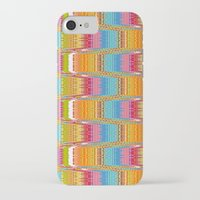 nordic iPhone & iPod Cases featuring Nordic Knit by Joan McLemore