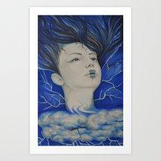 Weather Art Print