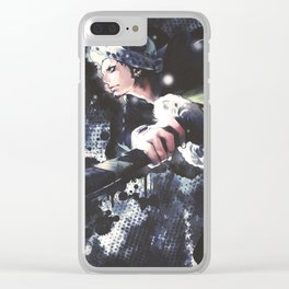 Trafalgar D. Water Law - One Piece Clear iPhone Case