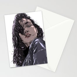 003 - Unknown portrait Stationery Cards