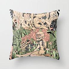 Melt with You Throw Pillow