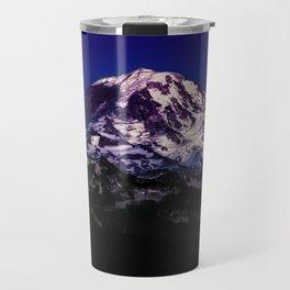 Mt Rainer Full Moon 2018 Travel Mug