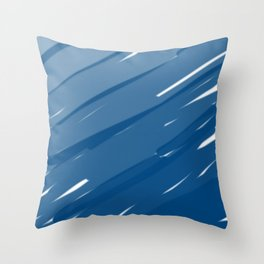 Something Blue - 1 Throw Pillow